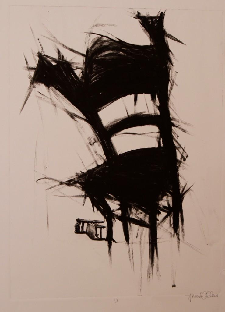 Chair Shadow Study